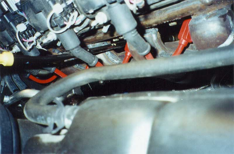 C5Forum - Spark Plug and Ignition Wire Removal and Installation